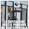 Le Bien Commun, numéro 8, juin 2019, la Une. Titre Le capitalisme peut il produire du Bien Commun ?